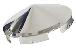 Conical Hub Cap - 4 Notch