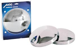 "7-1/4"" Baby Moon Rear Hub Cap for 7-1/4"" Axle"