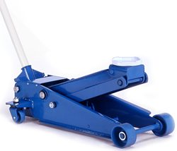 Viking 3-Ton Double-Pumper Floor Jack