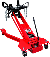 2000 lb. Capacity Heavy-Duty Transmission Jack
