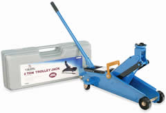 Viking 2-Ton Trolley Jack
