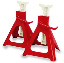 12-Ton Capacity Jack Stand Set