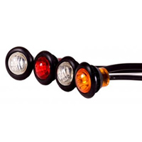 "3/4"" Combination Clearance Marker Light"