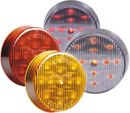 13 LED 2 1/2'' Round Clearance/Marker