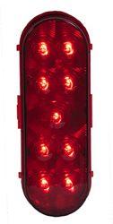 9 LED Oval Lightning Stop/Tail/Turn Light