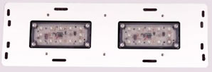 Flush Mount LED Interior Cargo Light
