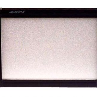 "4"" X 6"" Flat Panel Series Interior Light - Black Finish 24 LED's"