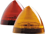 9 LED 2'' Beehive Clearance/Marker Lamp