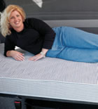 "Mobile InnerSpace Sleep Luxury Truck Mattress (4"" Thick)"